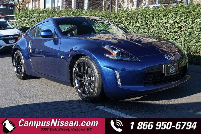2019 Nissan 370Z Coupe RWD Manual #D9-G005