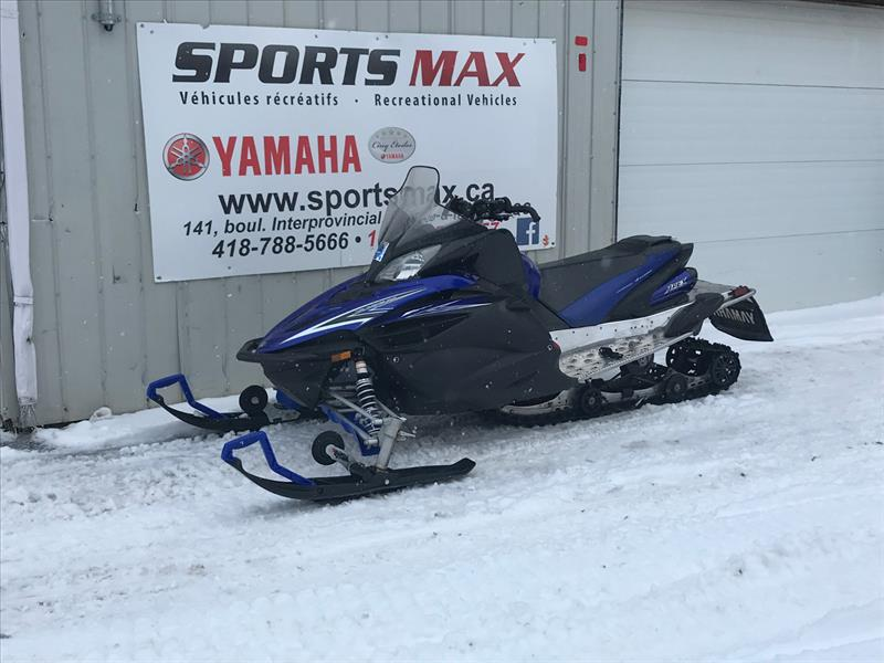 Yamaha Apex X-TX 2011