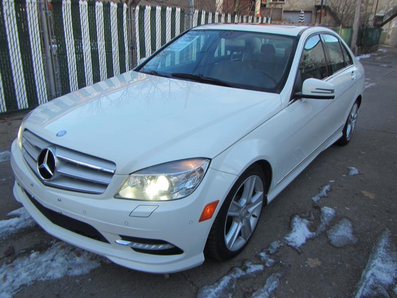 Mercedes-Benz C300 2011 FINANCEMENT MAISON $59 SEMAINE #S2120   *CERTIFIÉ*