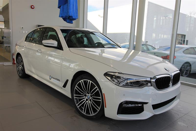 BMW 5 Series 2018 530i xDrive Sedan #18-066