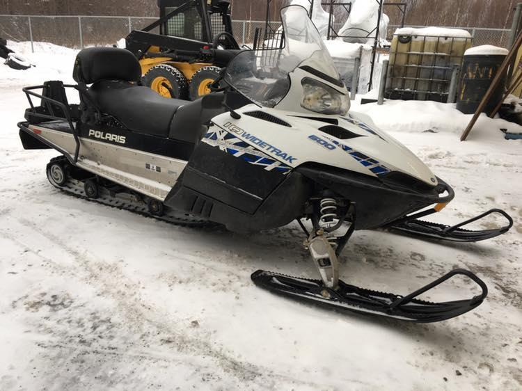Polaris WIDE TRACK 600 2010