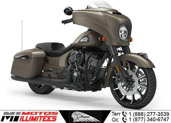 Indian Chieftain Dark Horse 2019