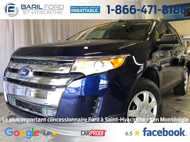Ford EDGE 2011 4dr SE FWD #80886a