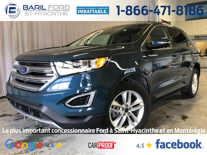 Ford EDGE 2016 4dr SEL FWD #80196a