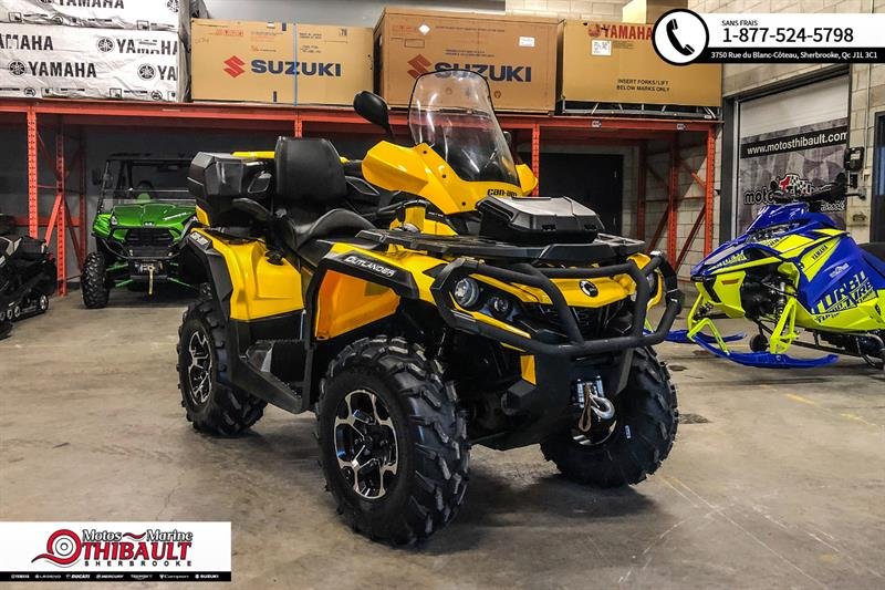 Can-am Outlander 650 2014
