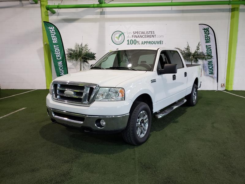 Ford F-150 2008 4WD SuperCrew #2483-11