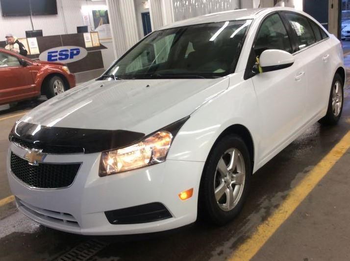 Chevrolet Cruze 2012 LT/*TRÈS PROPRE* LOW KN* $39 SEMAINE #S2140