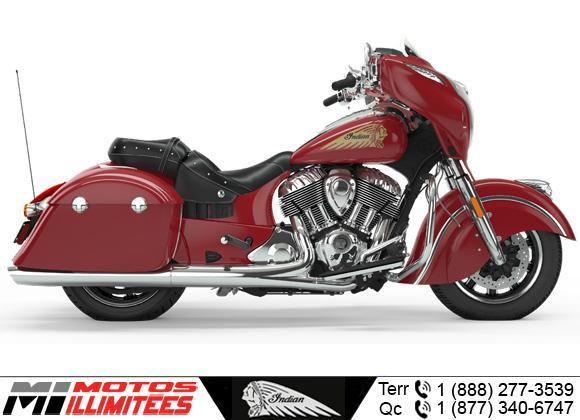 Indian Chieftain Classic Icon Series 2019