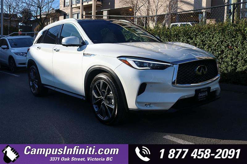 2019 Infiniti Qx50 Essential with Proactive, Sensory Packages #19-QX5016