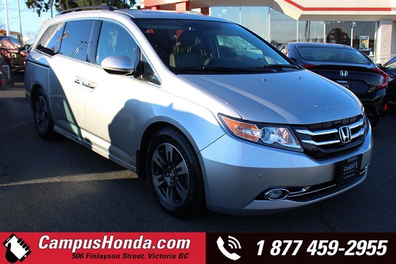 2014 Honda Odyssey Touring w-RES - Navi Bluetooth #19-0088A