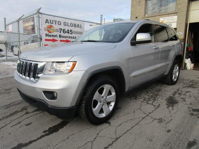 Jeep Grand Cherokee 2011 4WD LAREDO V-6,CUIR + MAGS CAMÉRA SE RECUL #18-389