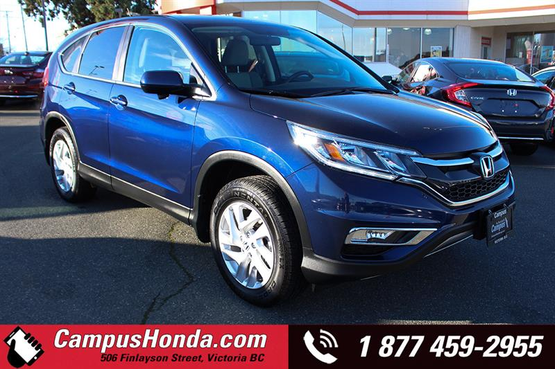 2016 Honda CR-V AWD EX Bluetooth #B5585