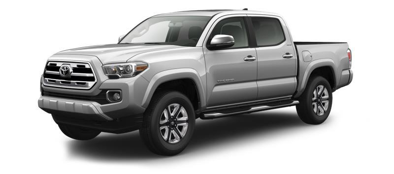 2018 Toyota Tacoma Double Cab Limited #11687