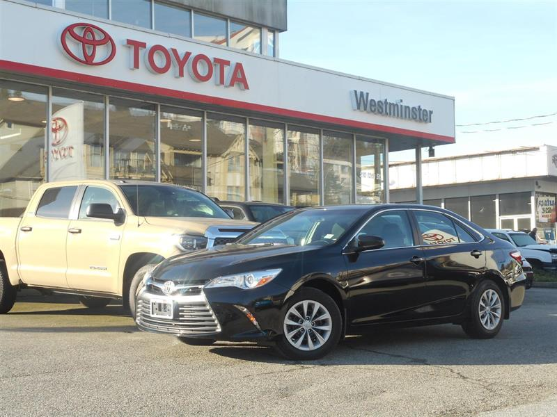 2017 Toyota Camry LE #P6731T