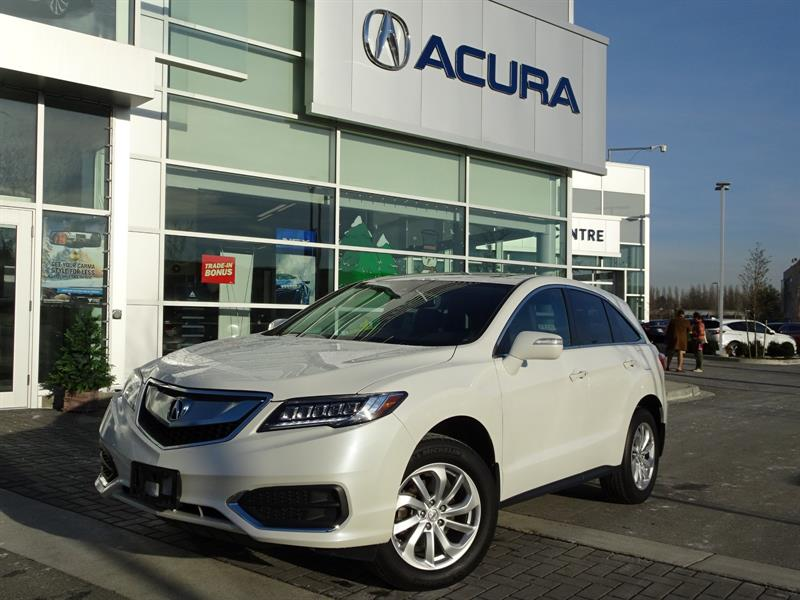 2016 Acura RDX 6-Spd AT AWD w/ Technology Package #957223A