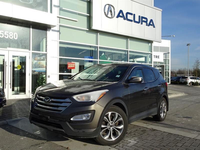 2013 Hyundai Santa Fe Sport 2.0 AWD Limited #937290A