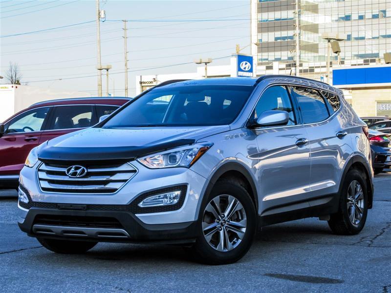 Used Hyundai Santa Fe 0 2014 For Sale In Brampton Team Hyundai