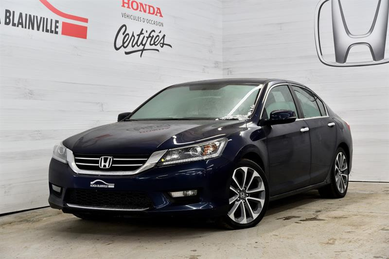 Honda Accord Berline 2015 4 portes SPORT #U-1494