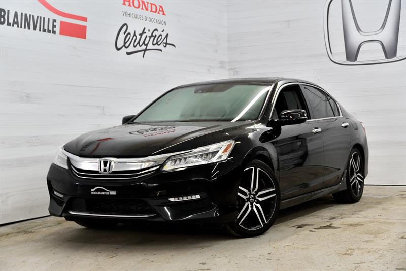 Honda Accord Berline 2017 4 portes Touring #U-1496