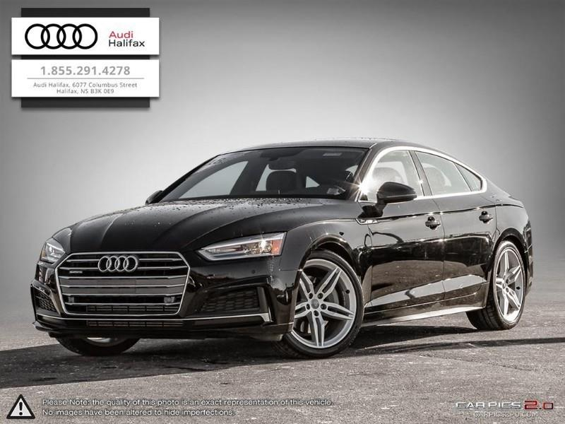 2018 Audi A5 Sportback Progressiv Quattro #A18390