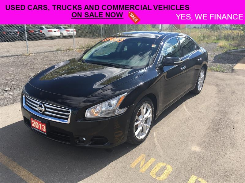 2013 Nissan Maxima 3.5 SV Totally Loaded!! #018163