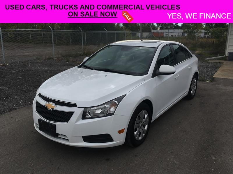 2014 Chevrolet Cruze 1LT Local Trade In!! #018169