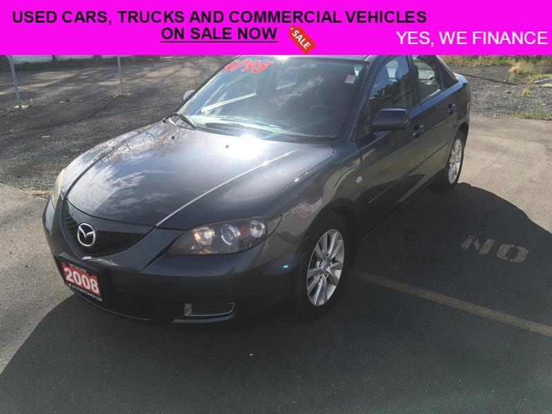 2008 Mazda MAZDA3 GS *Ltd Avail* #018173