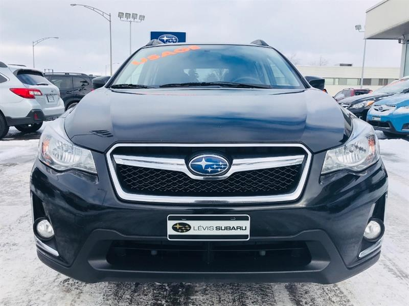 subaru xv crosstrek touring package 2016 occasion vendre l vis chez l vis ford. Black Bedroom Furniture Sets. Home Design Ideas