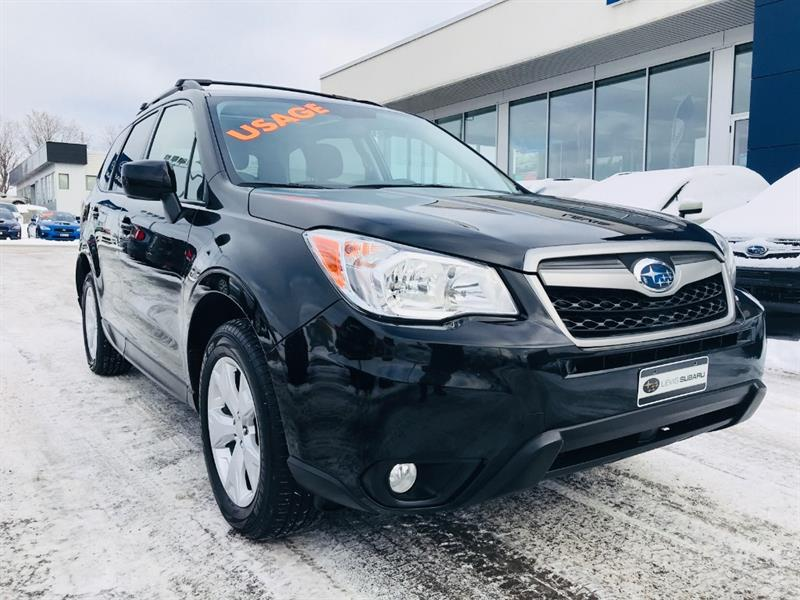 Subaru Forester 2016 2.5i Touring Package #15726A