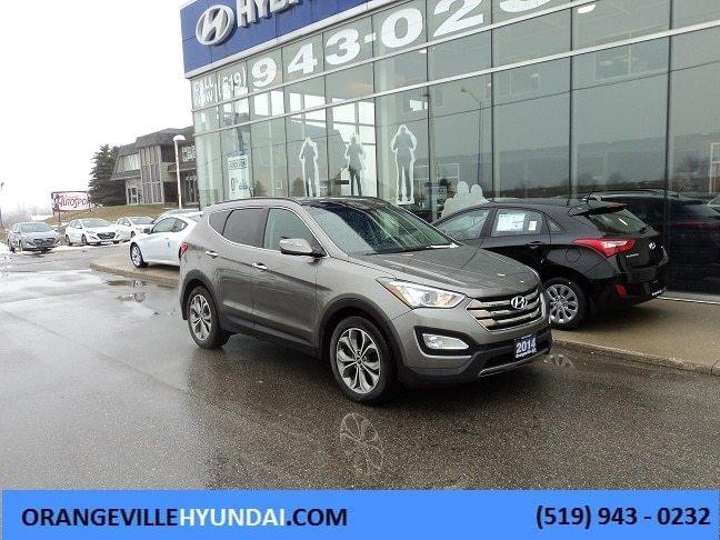 2014 Hyundai SANTA FE SPORT Limited 2.0T AWD - NAV/Leather #95029A