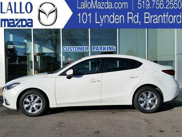 2015 Mazda MAZDA3 GX|MANUAL|BLUETOOTH|A/C #P2429