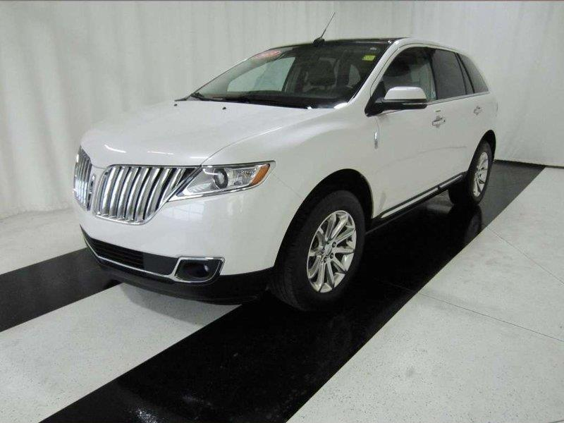 2013 Lincoln MKX *Accident Free/Loaded!* #19SD980A