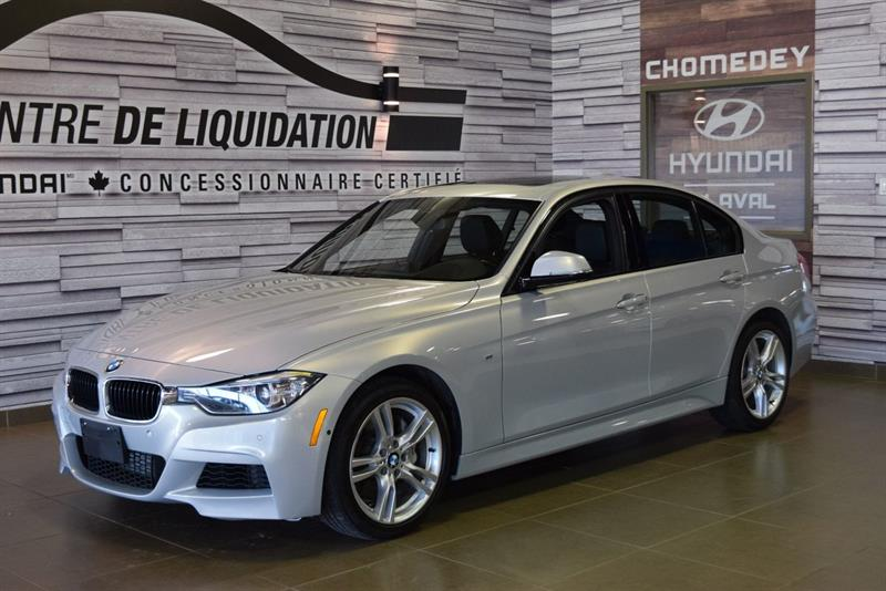 BMW 3 Series 2014 335i xDrive+GPS+CUIR+TOIT OUVRANT #S8796
