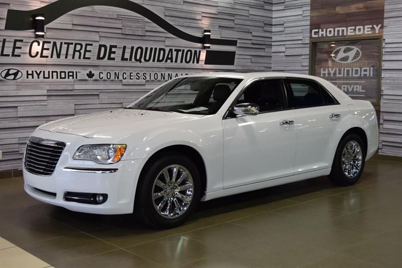 Chrysler 300 2011 Limited CUIR+TOIT+MAGS+NAVIGATION #190299A