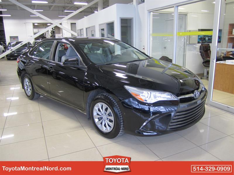 Toyota Camry 2015 LE  Camera Recul Aut/Ac/Vitres,Portes,Miroirs Elec #3511 AT