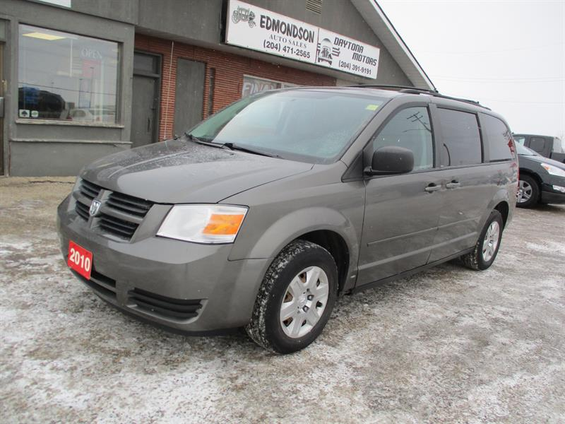 2010 Dodge Grand Caravan 4dr Wgn #5962