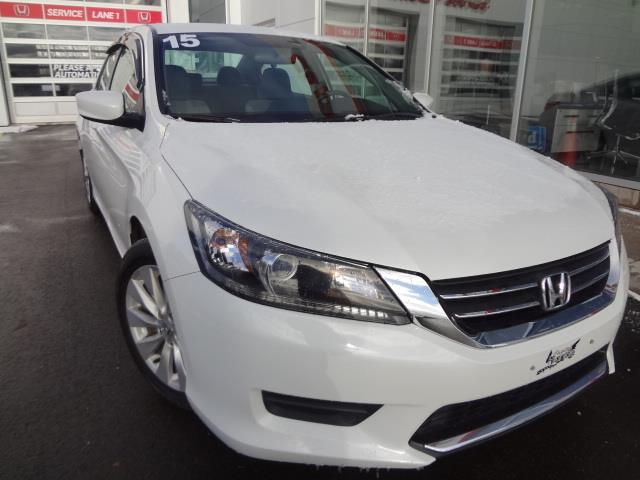2015 Honda Accord Sedan 4dr I4 CVT LX #J243A