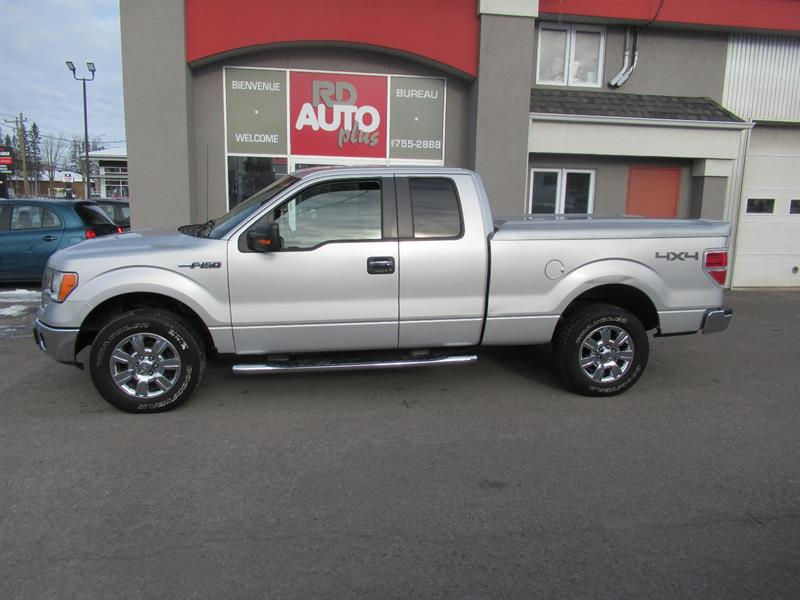 Ford F-150 2009 4WD SuperCab 145 #10147