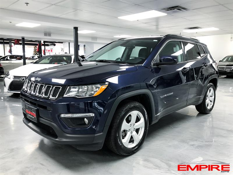 Jeep Compass 2018 North 4x4 #A6989