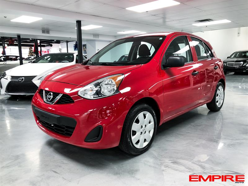 2015 Nissan Micra 4dr HB #A6988