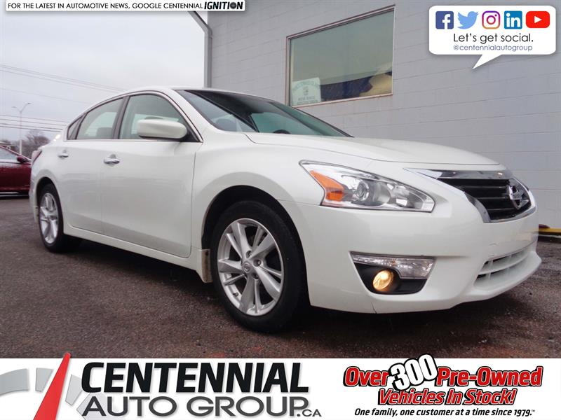 2015 Nissan Altima 2.5 SV | FWD #18-406A