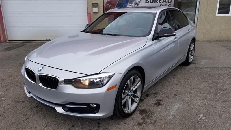 BMW 3 Series 2014 320i xDrive  #6288