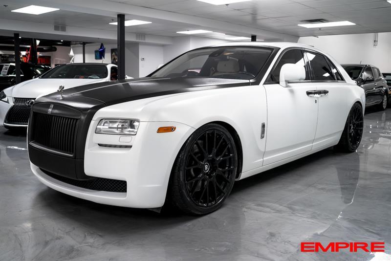 Rolls-Royce Ghost 2011 V12 6.6 TWIN TURBO #AUX49911
