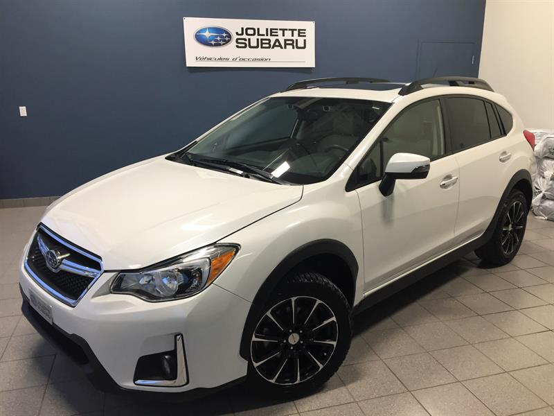 Subaru Crosstrek 2016 CVT 2.0i Limited EyeSight #U1716