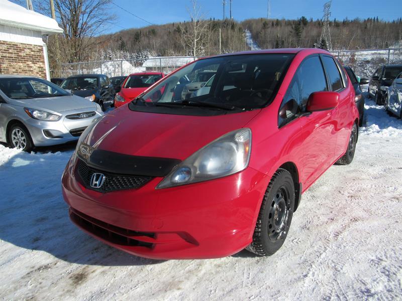 Honda FIT 2009 LX #18-456