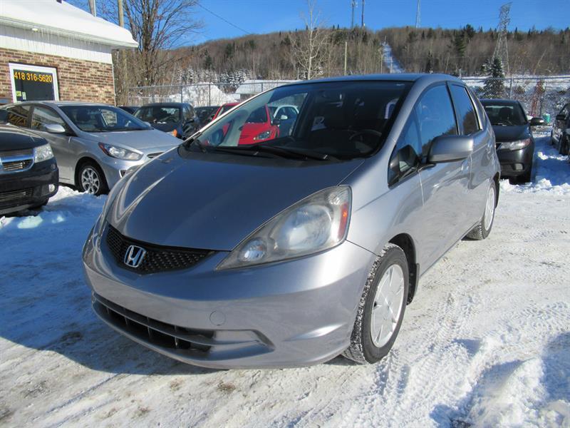 Honda FIT 2009 LX #18-457