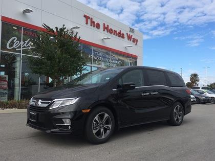 2019 Honda Odyssey EXL Navi #19-10