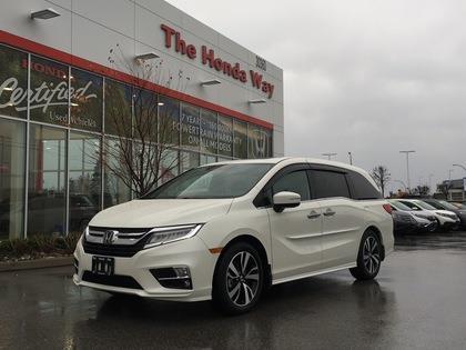 2019 Honda Odyssey Touring #19-64
