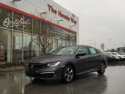 2019 Honda Civic Sedan LX MT #19-86