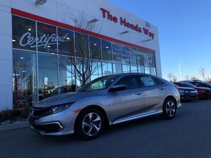 2019 Honda Civic Sedan LX CVT #19-110